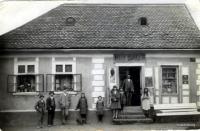1925 - Unser Hang in Nuštar (Mijo Švager, Andreas, Fani, Maria, Veronike, Katarina)