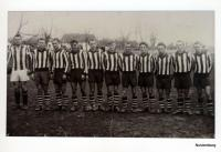 1964. g. - posljednja postava na mlaćuganskom nogometnom igralištu