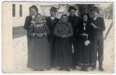 Mato Marosevic - obiteljska