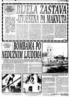 članak Bombama po nedužnim ljudima
