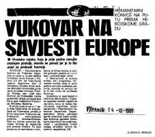 članak Vukovar Na savjesti Europe